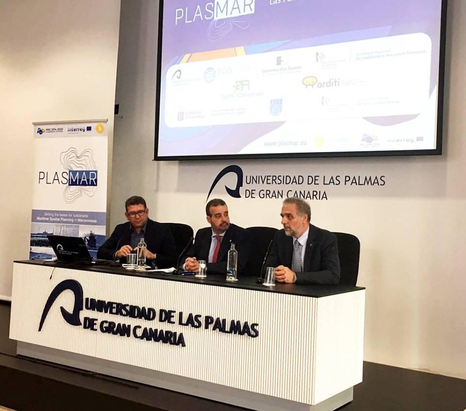 Presentación del Proyecto PLASMAR