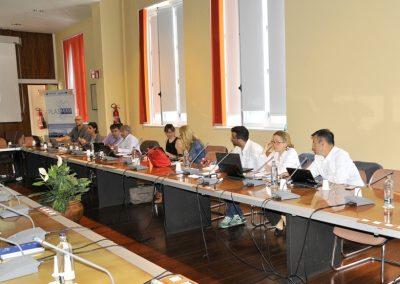 Primera Reunión entre Socios del Proyecto Plasmar