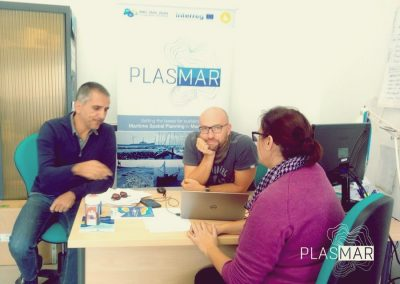 Reunión GMR Canarias y ULPGC