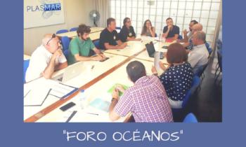 PARTICIPACIÓN EN EL «FORO OCÉANOS» GRAN CANARIA. 06.09.2017