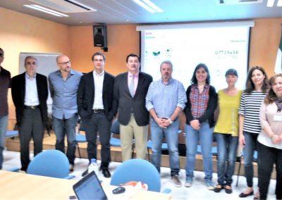Sevilla Reunión Grupo Trabajo