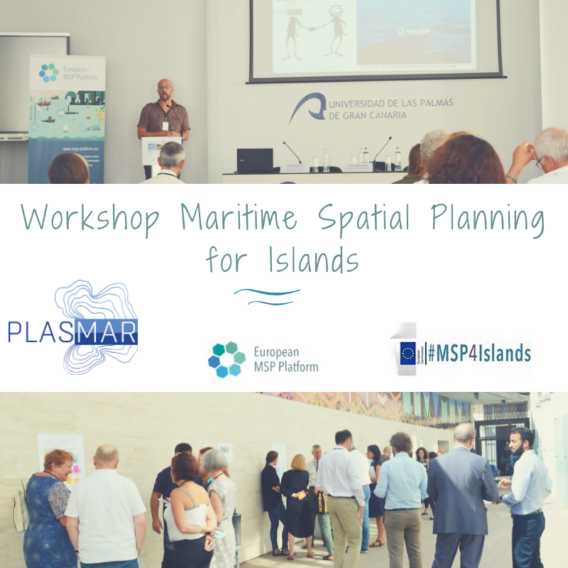 Workshop MSP for Islands