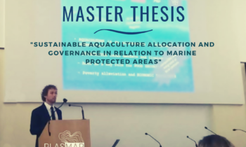 """""""SUSTAINABLE AQUACULTURE ALLOCATION AND GOVERNANCE IN RELATION TO MARINE PROTECTED AREAS"""" GRAN CANARIA. 29.01.2019"""