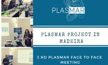 SOCIOS DEL PROYECTO PLASMAR SE REÚNEN EN MADEIRA FUNCHAL. 3-5.04.2019