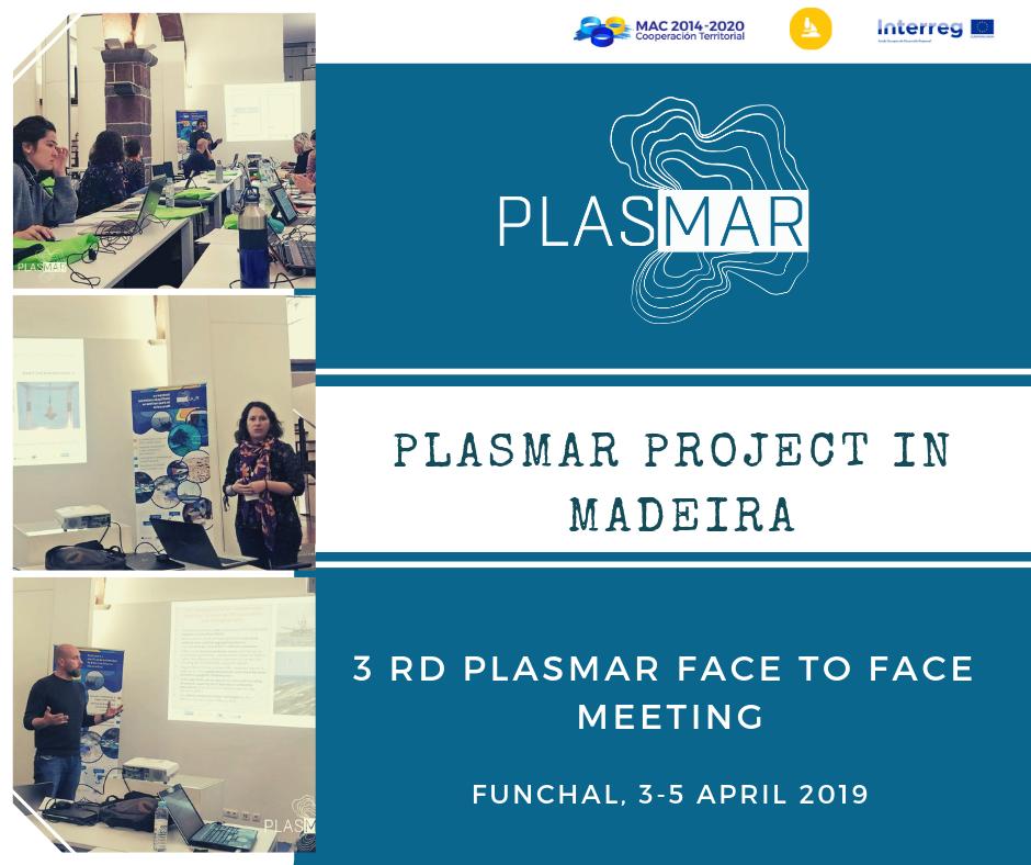 Plasmar Madeira 2019