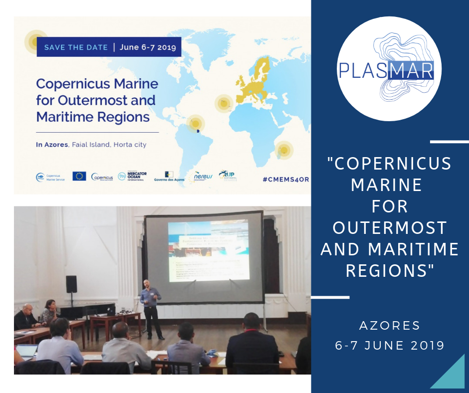 Plasmar at Copernicus 2019