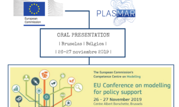 THE PLASMAR PROJECT CONTRIBUTES WITH AN ORAL PRESENTATION IN THE 'EU CONFERENCE ON MODELLING FOR POLICY SUPPORT'.